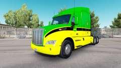 Haut John Deere Traktoren Peterbilt und Kenworth