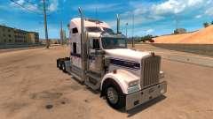 Скин Onkel D Logistik для Kenworth W900