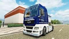 Carstensen Haut für MAN truck v2.0