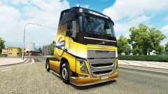 Der Volvo Special 2012-skin für den Volvo truck