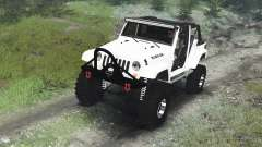 Jeep Wrangler Rubicon White [03.03.16]