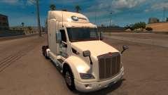 Celadon Trucking скин для Peterbilt 579