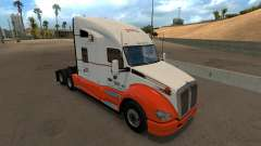 Navajo Express Inc. skin for Kenworth T680