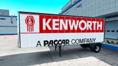 Skins pour Peterbilt et Kenworth semi