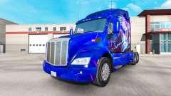 Eagle skin für den truck Peterbilt