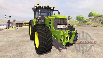 John Deere 7530 Premium v3.0 pour Farming Simulator 2013