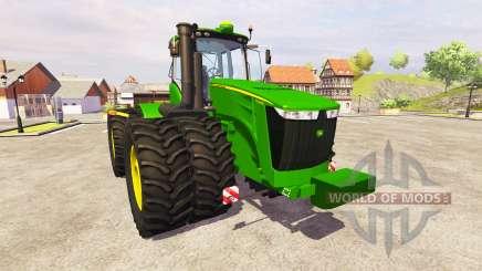 John Deere 9560 v2.0 für Farming Simulator 2013