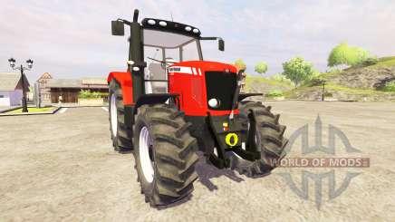 Massey Ferguson 5475 v2.2 pour Farming Simulator 2013