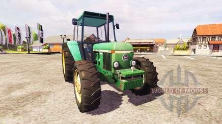 John Deere 3030 v1.1 für Farming Simulator 2013