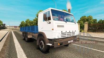 KamAZ-53212 v1.4 pour Euro Truck Simulator 2
