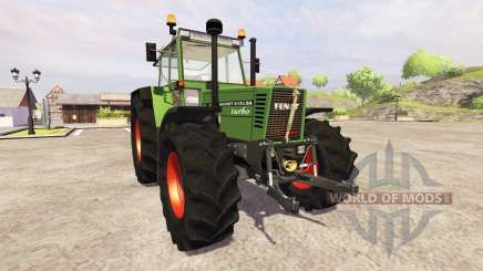 Fendt Favorit 615 LSA Turbomatic pour Farming Simulator 2013
