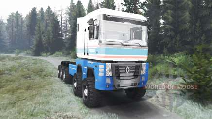Renault Magnum 10x10 [03.03.16] pour Spin Tires