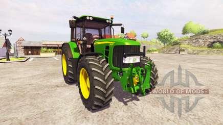 John Deere 6630 v1.1 pour Farming Simulator 2013