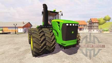John Deere 9630 v2.1 pour Farming Simulator 2013