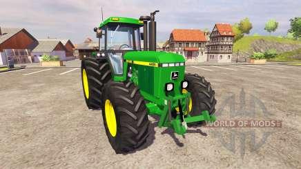 John Deere 4455 v2.3 für Farming Simulator 2013