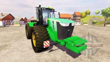 John Deere 9510R v2.0 pour Farming Simulator 2013