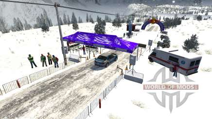 Alpine Rally pour BeamNG Drive