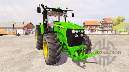 John Deere 7730 v2.0 pour Farming Simulator 2013