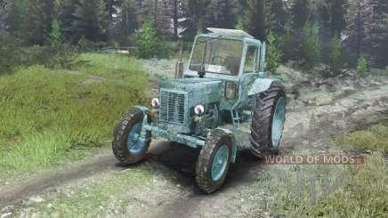 MTZ-80L Bélarus [03.03.16] pour Spin Tires