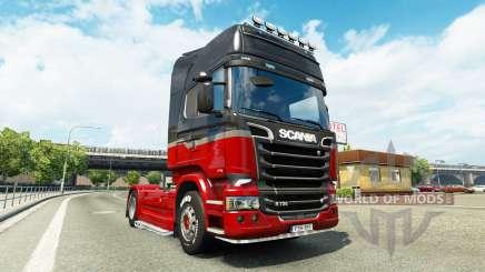 Scania R730 2008 pour Euro Truck Simulator 2