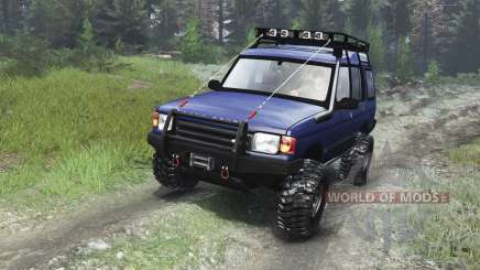 Land Rover Discovery 1998 [03.03.16] pour Spin Tires