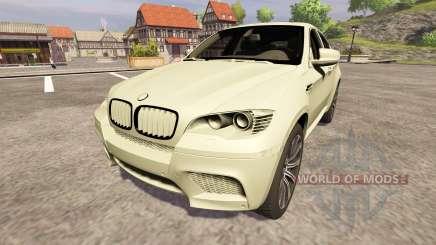 BMW X6 M pour Farming Simulator 2013
