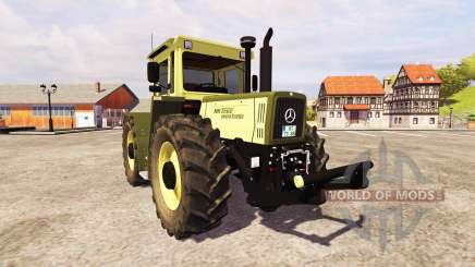 Mercedes-Benz Trac 1600 Turbo pour Farming Simulator 2013