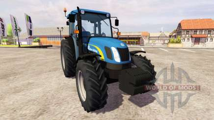 New Holland T4050 FL v2.0 pour Farming Simulator 2013