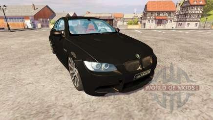 BMW M3 für Farming Simulator 2013