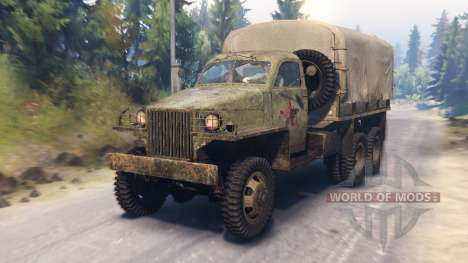 Studebaker US6 [03.03.16] pour Spin Tires