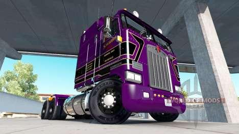 Conrad Shada de la peau pour Kenworth K100 camio pour American Truck Simulator