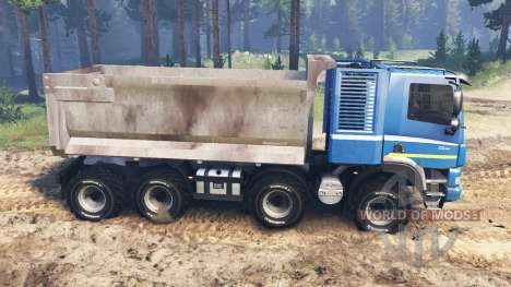 Tatra Phoenix T 158 8x8 [03.03.16] pour Spin Tires