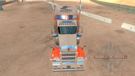 LA Express Delivery Skins pour American Truck Simulator