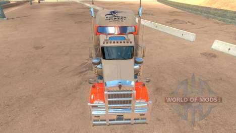 LA Express Delivery Skins für American Truck Simulator