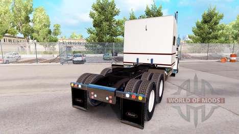 De la peau pour MBH Trucking LLC camion Peterbil pour American Truck Simulator
