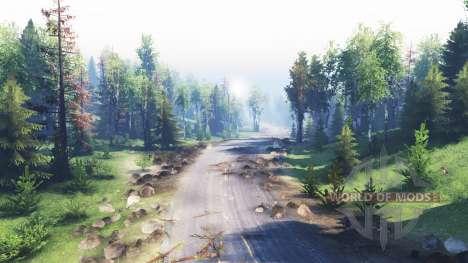 Gorno-Altaysk pour Spin Tires