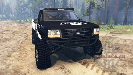 Ford F-150 Pre-Runner [03.03.16] pour Spin Tires