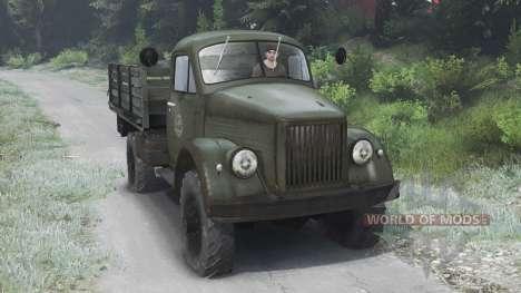 GAZ-63 [03.03.16] für Spin Tires