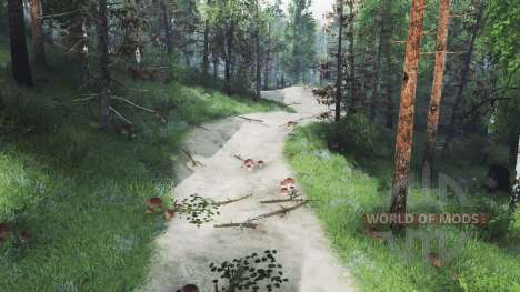Trail Club pour Spin Tires