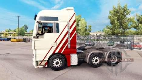 MAN TGX pour American Truck Simulator