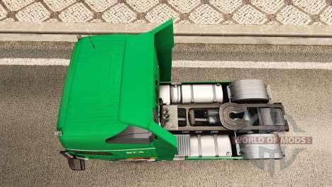 Lehmann skin for Volvo truck für Euro Truck Simulator 2
