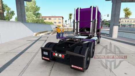 Conrad Shada Haut für Kenworth K100 LKW für American Truck Simulator