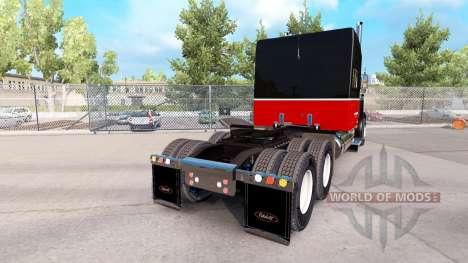Haut Bert Matter Inc. für die truck-Peterbilt 38 für American Truck Simulator