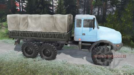 Ural 44202 [03.03.16] für Spin Tires