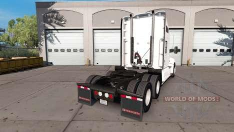 La peau sur le Fed Ex camion Kenworth pour American Truck Simulator