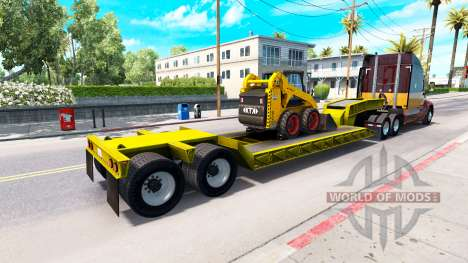 Low sweep Bobcat 800 für American Truck Simulator