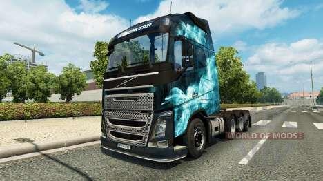 Volvo FH16 8x4 pour Euro Truck Simulator 2
