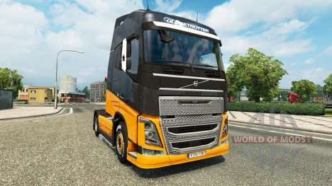 La maladie des exostoses multiples de la peau po pour Euro Truck Simulator 2