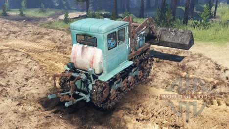 T-74 v1.7 [03.03.16] pour Spin Tires