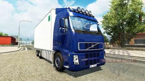 Volvo FH tandem pour Euro Truck Simulator 2